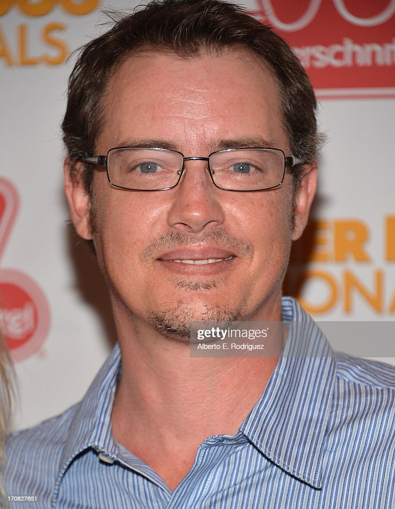 Actor <a gi-track='captionPersonalityLinkClicked' href=/galleries/search?phrase=Jason+London&family=editorial&specificpeople=703967 ng-click='$event.stopPropagation()'>Jason London</a> arrives to the Premiere of 'Wiener Dog Nationals' at Pacific Theatre at The Grove on June 18, 2013 in Los Angeles, California.