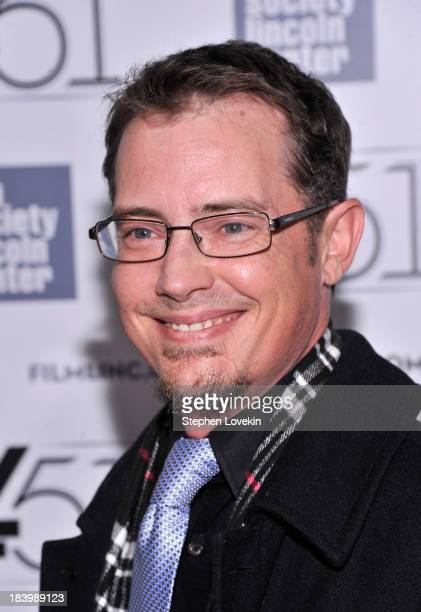 Actor Jason London attends the 'Dazed And Confused' 20th Anniversary Screening during the 51st New York Film Festival at Alice Tully Hall at Lincoln...