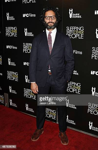 Actor Jason Mantzoukas attends the premiere of 'Sleeping With Other People' at ArcLight Cinemas on September 9 2015 in Hollywood California