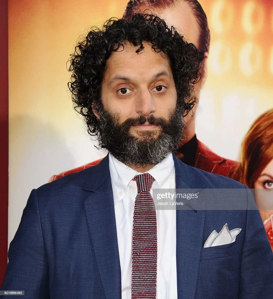 Actor Jason Mantzoukas attends the premiere of 'The House' at TCL Chinese Theatre on June 26, 2017 in Hollywood, California.