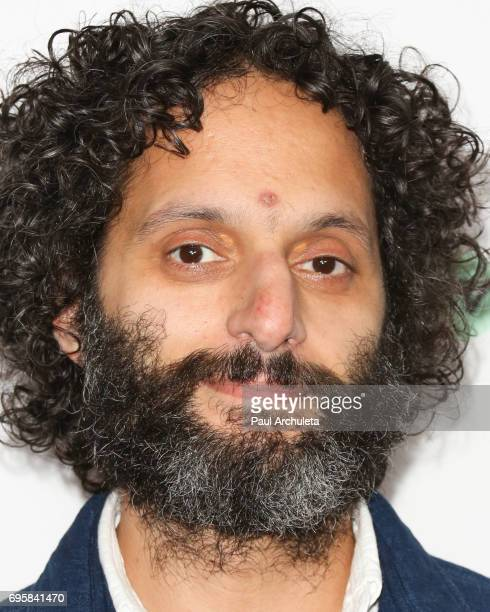 Actor Jason Mantzoukas attends the premiere of truTV's 'I'm Sorry' at The SilverScreen Theater at the Pacific Design Center on June 13 2017 in West...