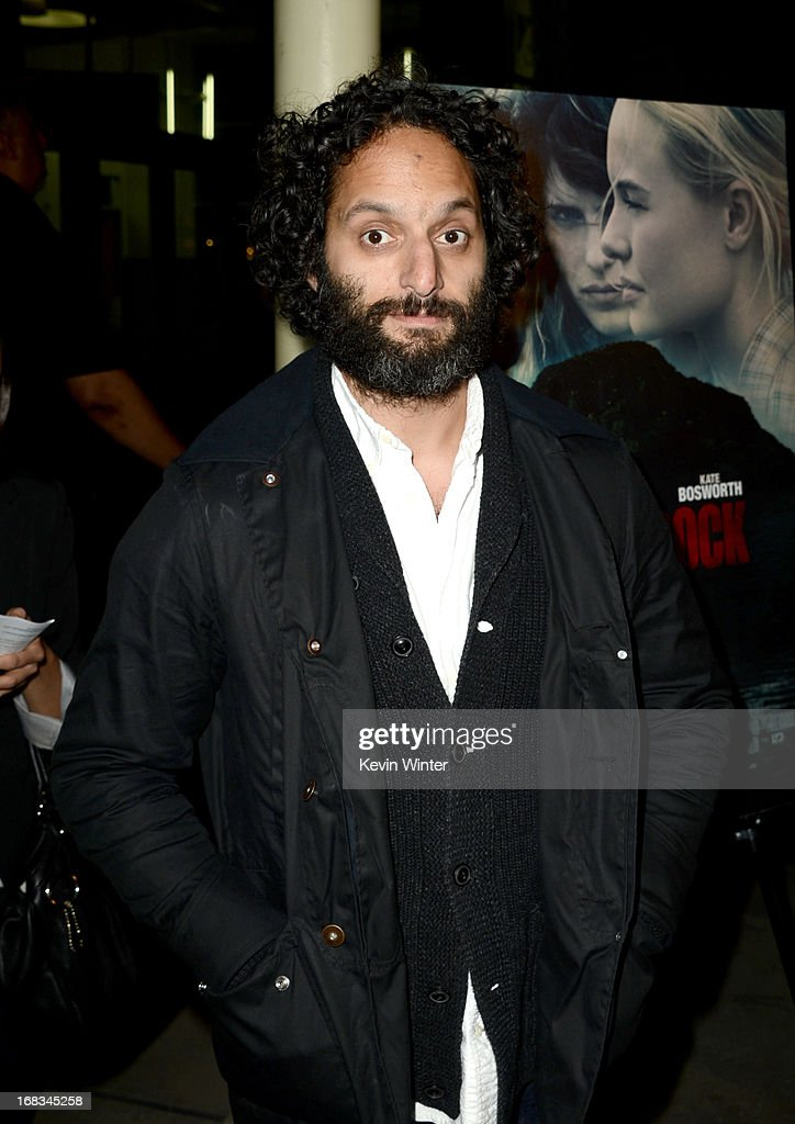 Actor Jason Mantzoukas attends the screening of LD Entertainment's 'Black Rock' at ArcLight Hollywood on May 8, 2013 in Hollywood, California.