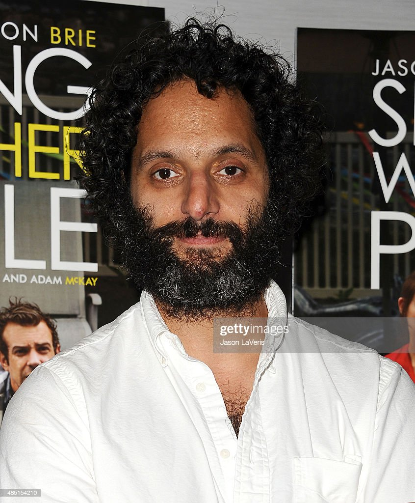 Actor Jason Mantzoukas attends the tastemaker screening of IFC Films' 'Sleeping With Other People' on August 24, 2015 in West Hollywood, California.