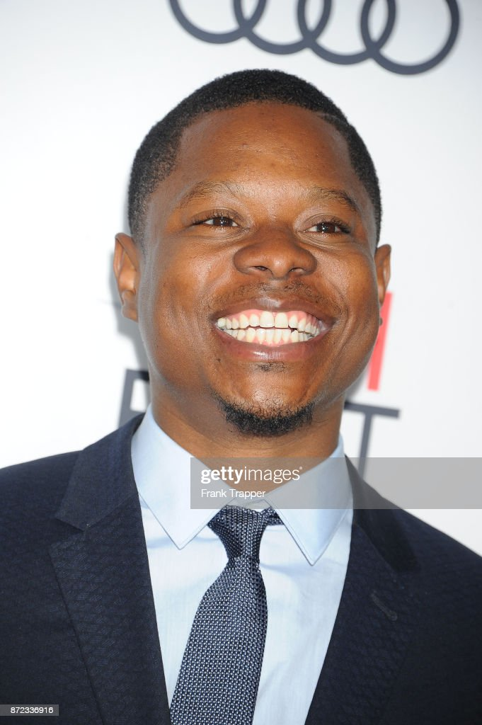 Actor Jason Mitchell attends the screening of Netflix's 'Mudbound' at the Opening Night Gala of AFI FEST 2017 Presented By Audi at TCL Chinese Theatre on November 9, 2017 in Hollywood, California.