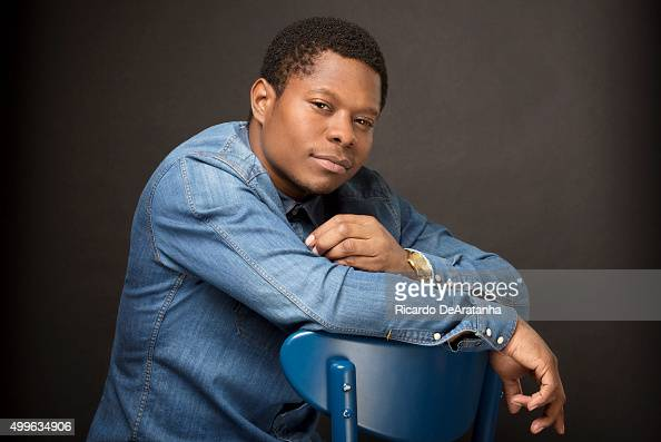 Actor Jason Mitchell is photographed for Los Angeles Times on November 13 2015 in Los Angeles California PUBLISHED IMAGE CREDIT MUST READ Ricardo...