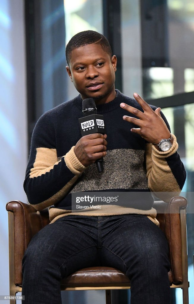 "Build Presents Jason Mitchell Discussing ""Mudbound"""