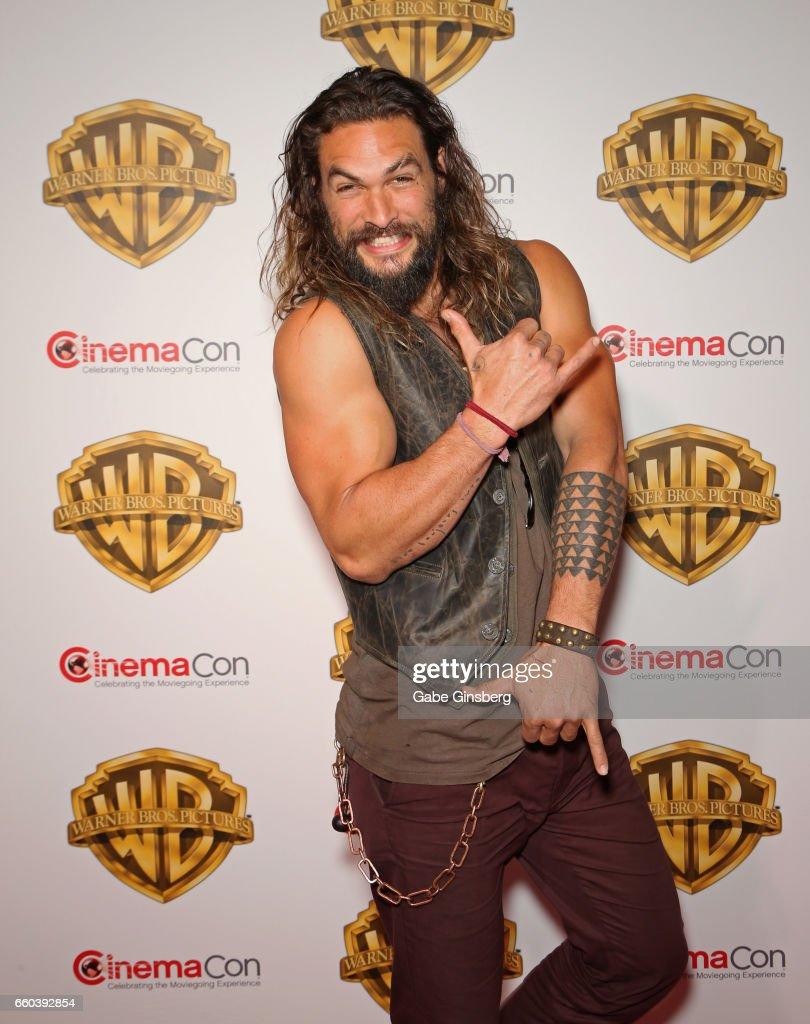 CinemaCon 2017 - Warner Bros. Pictures Presentation