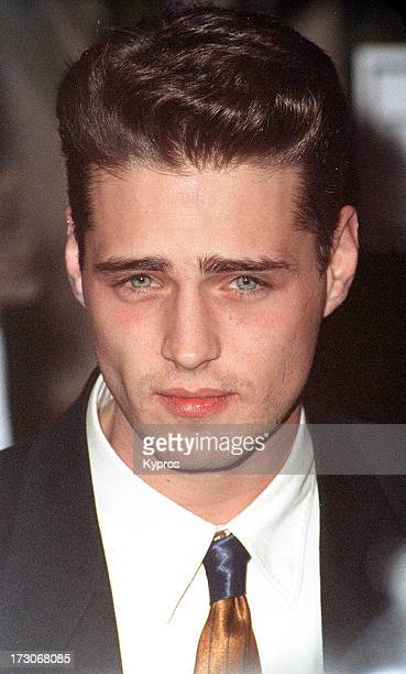 Actor Jason Priestley circa 1993