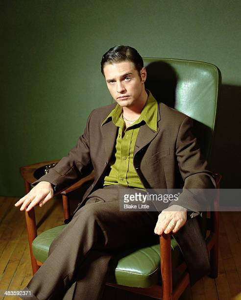 Actor Jason Priestley photographed in 1998 in Los Angeles California