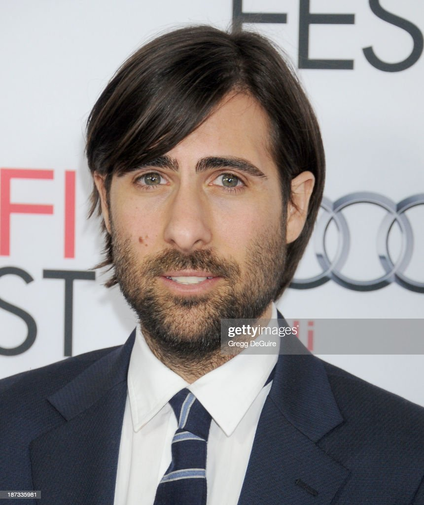 Actor <a gi-track='captionPersonalityLinkClicked' href=/galleries/search?phrase=Jason+Schwartzman&family=editorial&specificpeople=216351 ng-click='$event.stopPropagation()'>Jason Schwartzman</a> arrives at AFI FEST 2013 Opening Night Gala premiere of 'Saving Mr. Banks' at TCL Chinese Theatre on November 7, 2013 in Hollywood, California.