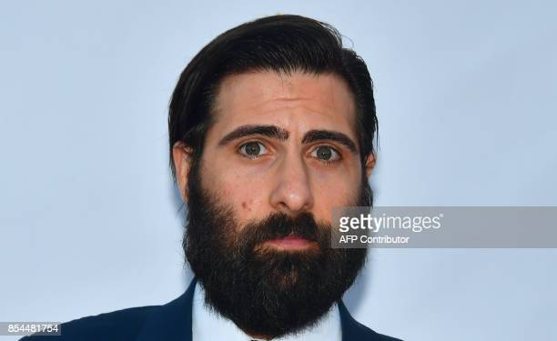 Actor Jason Schwartzman arrives for the Los Angeles Philharmonic's 2017/18 Opening Night Gala 'Mozart The Early Years' in Los Angeles California on...