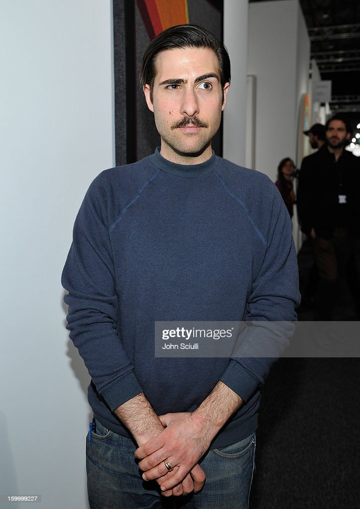 Actor <a gi-track='captionPersonalityLinkClicked' href=/galleries/search?phrase=Jason+Schwartzman&family=editorial&specificpeople=216351 ng-click='$event.stopPropagation()'>Jason Schwartzman</a> attends Art Los Angeles Contemporary opening night at Barker Hangar on January 24, 2013 in Santa Monica, California.