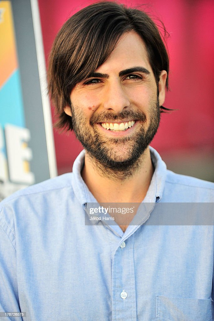 Actor Jason Schwartzman attends 'Oscars Outdoors' summer screening series of 'Rushmore' at Oscars Outdoors on August 17, 2013 in Hollywood, California.