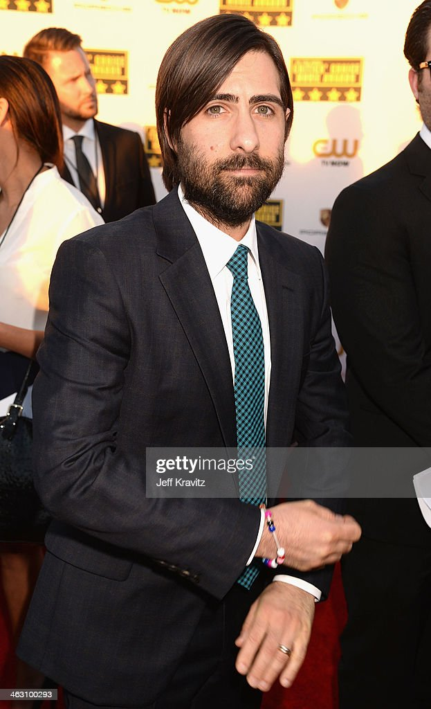 Actor <a gi-track='captionPersonalityLinkClicked' href=/galleries/search?phrase=Jason+Schwartzman&family=editorial&specificpeople=216351 ng-click='$event.stopPropagation()'>Jason Schwartzman</a> attends the 19th Annual Critics' Choice Movie Awards at Barker Hangar on January 16, 2014 in Santa Monica, California.