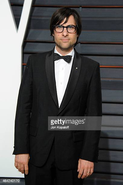 Actor Jason Schwartzman attends the 2015 Vanity Fair Oscar Party hosted by Graydon Carter at Wallis Annenberg Center for the Performing Arts on...