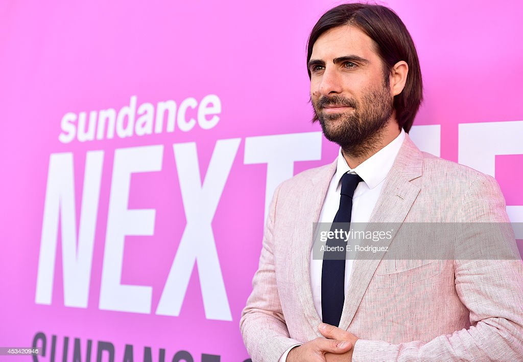 Actor <a gi-track='captionPersonalityLinkClicked' href=/galleries/search?phrase=Jason+Schwartzman&family=editorial&specificpeople=216351 ng-click='$event.stopPropagation()'>Jason Schwartzman</a> attends the screening of 'Listen Up Philip' during Sundance NEXT FEST at The Theatre at Ace Hotel on August 9, 2014 in Los Angeles, California.