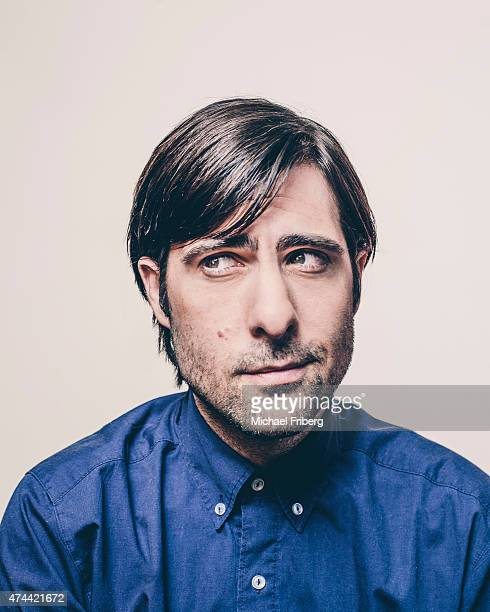 Actor Jason Schwartzman is photographed for Variety on February 3 2015 in Park City Utah