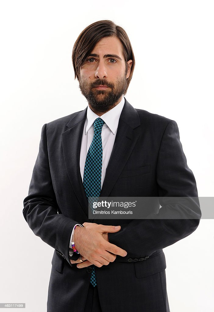 Actor <a gi-track='captionPersonalityLinkClicked' href=/galleries/search?phrase=Jason+Schwartzman&family=editorial&specificpeople=216351 ng-click='$event.stopPropagation()'>Jason Schwartzman</a> poses for a portrait during the 19th Annual Critics' Choice Movie Awards at Barker Hangar on January 16, 2014 in Santa Monica, California.