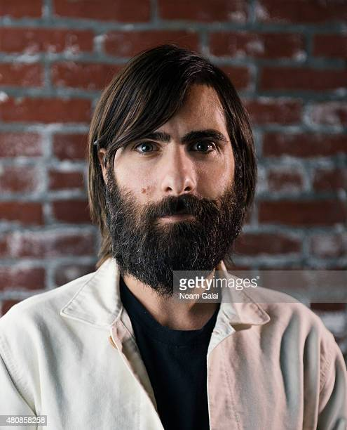 Actor Jason Schwartzman poses for a portrait on May 30 2015 in New York City