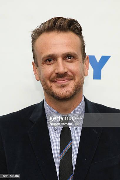 Actor Jason Segal attends the 92nd Street Y Presents The End Of The Tour A Conversation With Jason Segal at 92nd Street Y on July 27 2015 in New York...