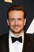 Actor Jason Segel arrives at the Academy of Motion Picture Arts and Sciences' Scientific and Technical Awards ceremony at the Beverly Wilshire Four...