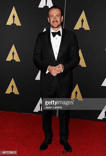 Actor Jason Segel attends the 7th annual Governors Awards at The Ray Dolby Ballroom at Hollywood Highland Center on November 14 2015 in Hollywood...
