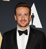Actor Jason Segel attends the Academy of Motion Picture Arts and Sciences' Scientific and Technical Awards ceremony at the Beverly Wilshire Four...
