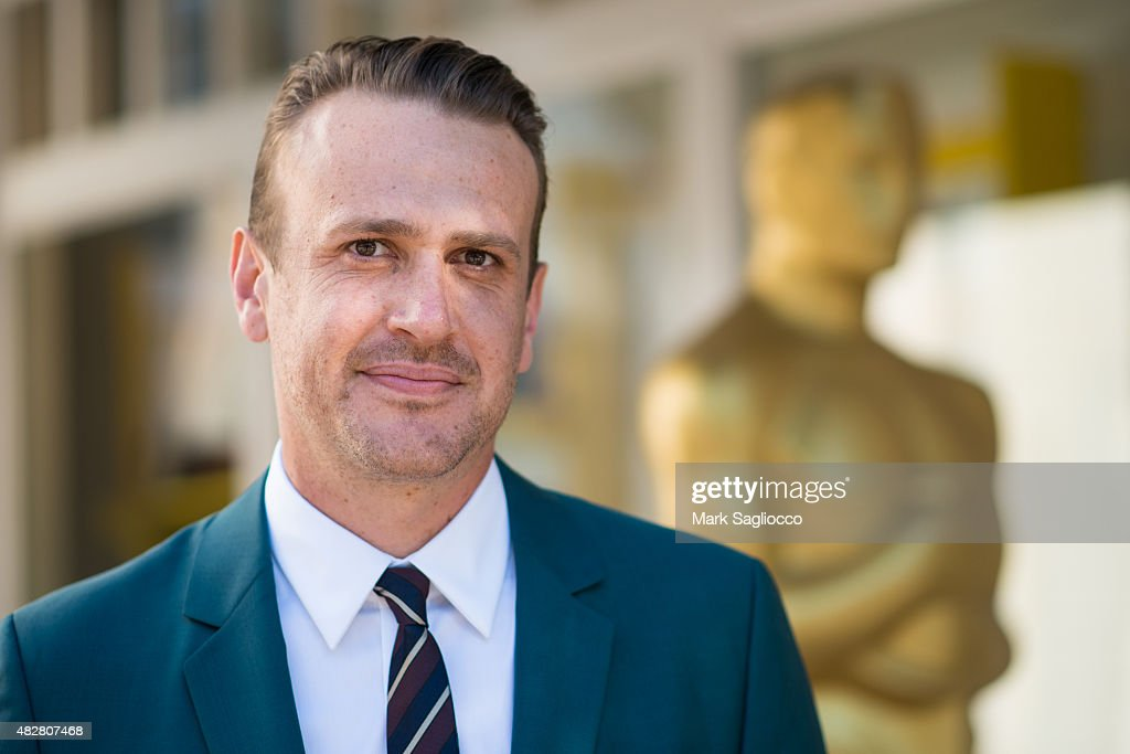 Actor Jason Segel attends the The Academy Of Motion Picture Arts And Sciences Official Academy Screening of 'The End of the Tour' at United Artists East Hampton Cinema on August 2, 2015 in East Hampton, New York.