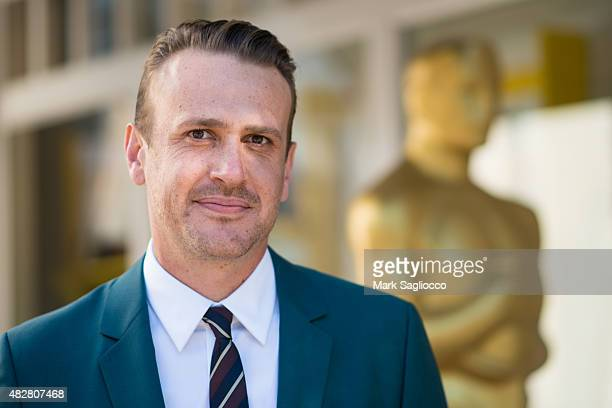 Actor Jason Segel attends the The Academy Of Motion Picture Arts And Sciences Official Academy Screening of 'The End of the Tour' at United Artists...