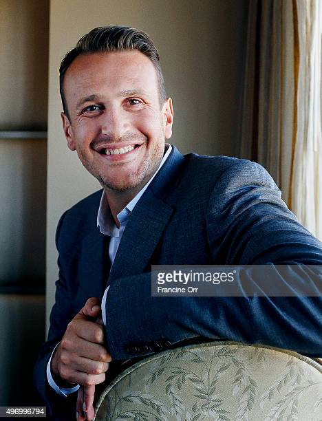 Actor Jason Segel is photographed for Los Angeles Times on July 14 2015 in Los Angeles California PUBLISHED IMAGE CREDIT MUST READ Francine Orr/Los...