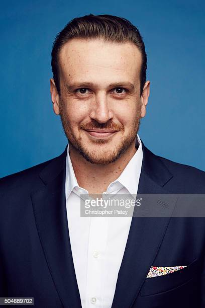 Actor Jason Segel poses for a portrait at the 2016 Film Independent Filmmaker Grant And Spirit Award Nominees Brunch on January 9 2016 in Los Angeles...