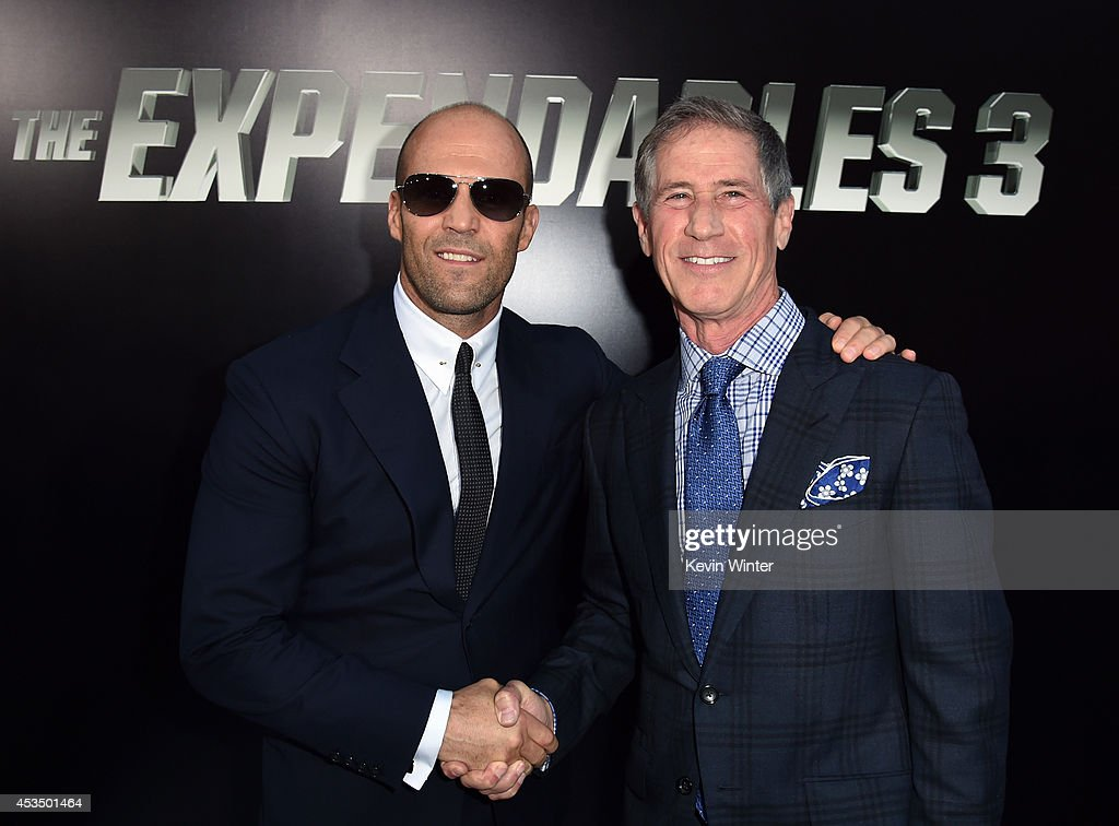 "Premiere Of Lionsgate Films' ""The Expendables 3"" - Red Carpet"