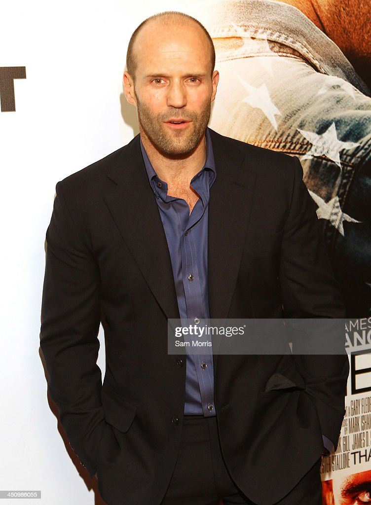 Actor <a gi-track='captionPersonalityLinkClicked' href=/galleries/search?phrase=Jason+Statham&family=editorial&specificpeople=217567 ng-click='$event.stopPropagation()'>Jason Statham</a> arrives at the Las Vegas premiere of Open Road Films''Homefront' at Planet Hollywood Resort & Casino on November 20, 2013 in Las Vegas, Nevada. The movie opens nationwide in the United States on November 27.