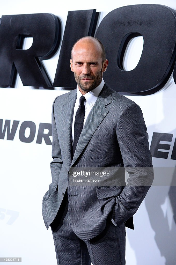 Jason Statham Getty Images