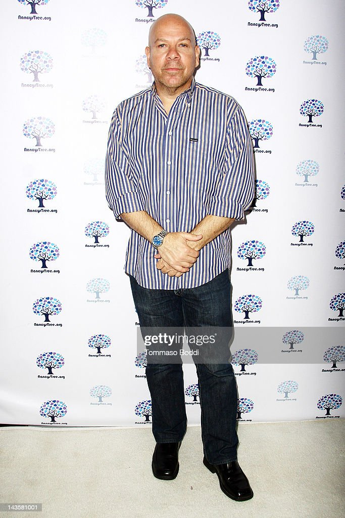 Actor Jason Stuart attends the Nancy's Garden Party Fundraiser held at te Miauhaus Studios on April 29, 2012 in Los Angeles, California.