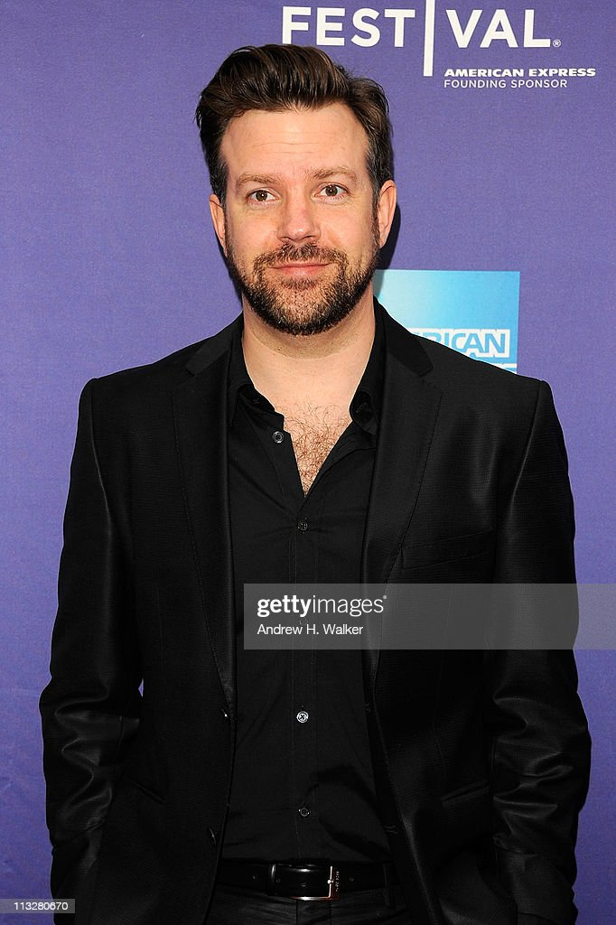 Actor Jason Sudeikis attends the premiere of 'A Good Old Fashioned Orgy' during the 2011 Tribeca Film Festival at SVA Theater on April 29, 2011 in New York City.