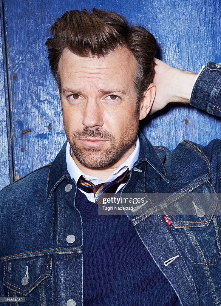 Actor <a gi-track='captionPersonalityLinkClicked' href=/galleries/search?phrase=Jason+Sudeikis&family=editorial&specificpeople=4232997 ng-click='$event.stopPropagation()'>Jason Sudeikis</a> is photographed for Maxim Magazine on June 11, 2013 in New York City.