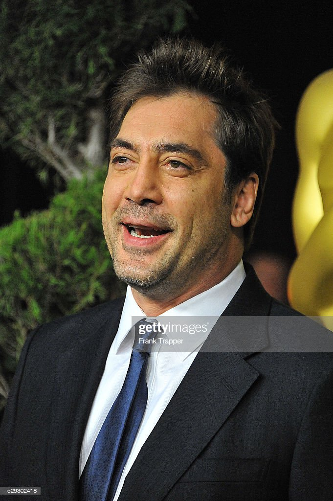 Javier Bardem | Getty Images Javier Bardem