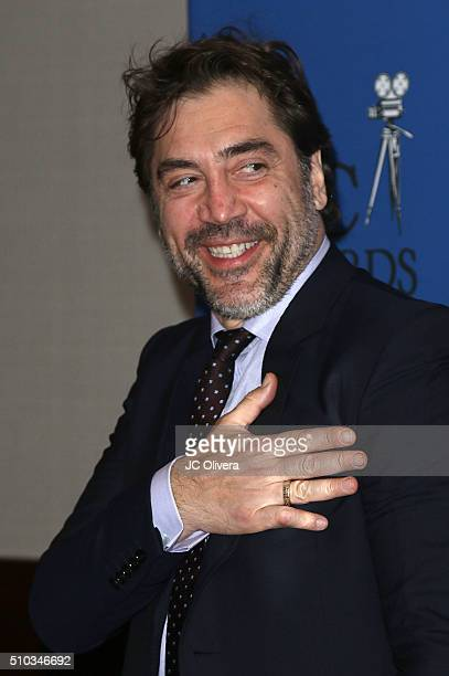 Actor Javier Bardem attends The 30th Annual ASC Awards at the Hyatt Regency Century Plaza on February 14 2016 in Los Angeles California