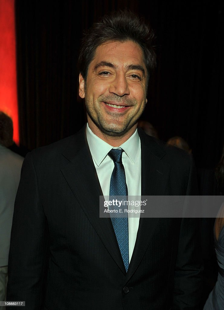 Actor Javier Bardem attends the 83rd Academy Awards nominations luncheon held at the Beverly Hilton Hotel on February 7, 2011 in Beverly Hills, California.