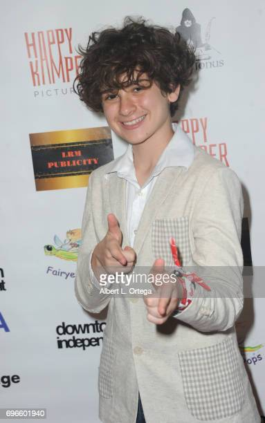 Actor Jax Malcolm arrives for the Premiere Of 'Front Men' And 'Like Them' held at The Downtown Independent on June 15 2017 in Los Angeles California