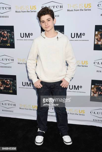 Actor Jax Malcolm attends launch party for UMe's 'This Is Us ' at Clutch on September 13 2017 in Venice California