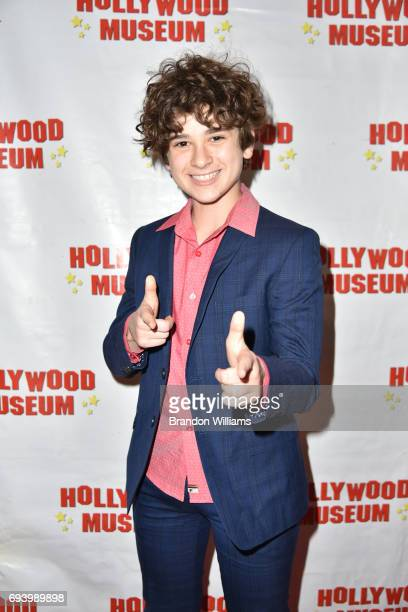 Actor Jax Malcolm attends the 'Real To Reel Portrayals And Perceptions Of LGBTQS In Hollywood' event at The Hollywood Museum on June 8 2017 in...