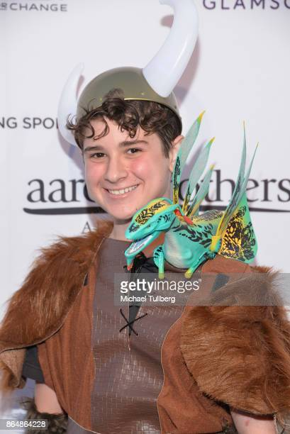 Actor Jax Malcolm attends the Starlight Children's Foundation's Dream Halloween at The MacArthur on October 21 2017 in Los Angeles California