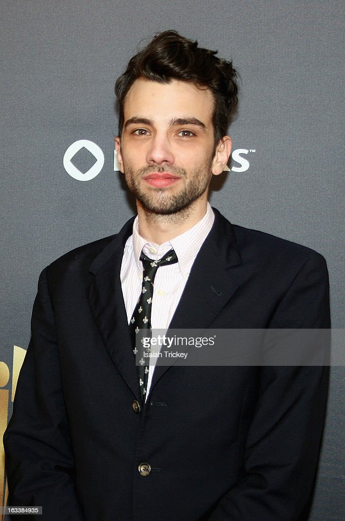 Actor <a gi-track='captionPersonalityLinkClicked' href=/galleries/search?phrase=Jay+Baruchel&family=editorial&specificpeople=662285 ng-click='$event.stopPropagation()'>Jay Baruchel</a> attends the Canadian Screen Awards at Sony Centre for the Performing Arts on March 3, 2013 in Toronto, Canada.