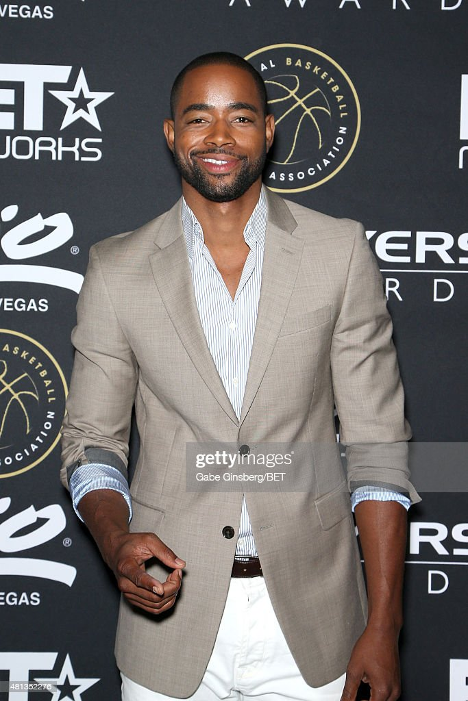 Actor Jay Ellis attends The Players' Awards presented by BET at the Rio Hotel & Casino on July 19, 2015 in Las Vegas, Nevada.