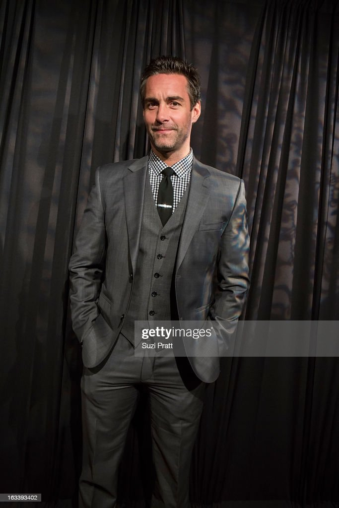 Actor Jay Harrington at the Sodo Comes Alive event at Aston Manor on March 8, 2013 in Seattle, Washington.