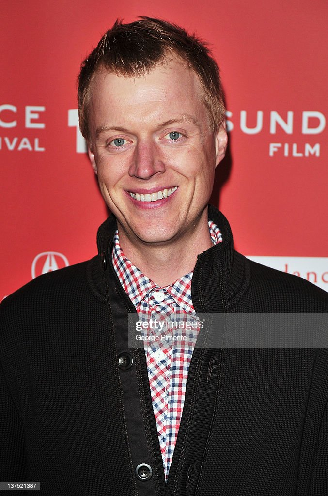 Actor Jay Paulson arrives at the 'Black Rock' Premiere during the 2012 Sundance Film Festival at Library Center Theater on January 21, 2012 in Park City, Utah.