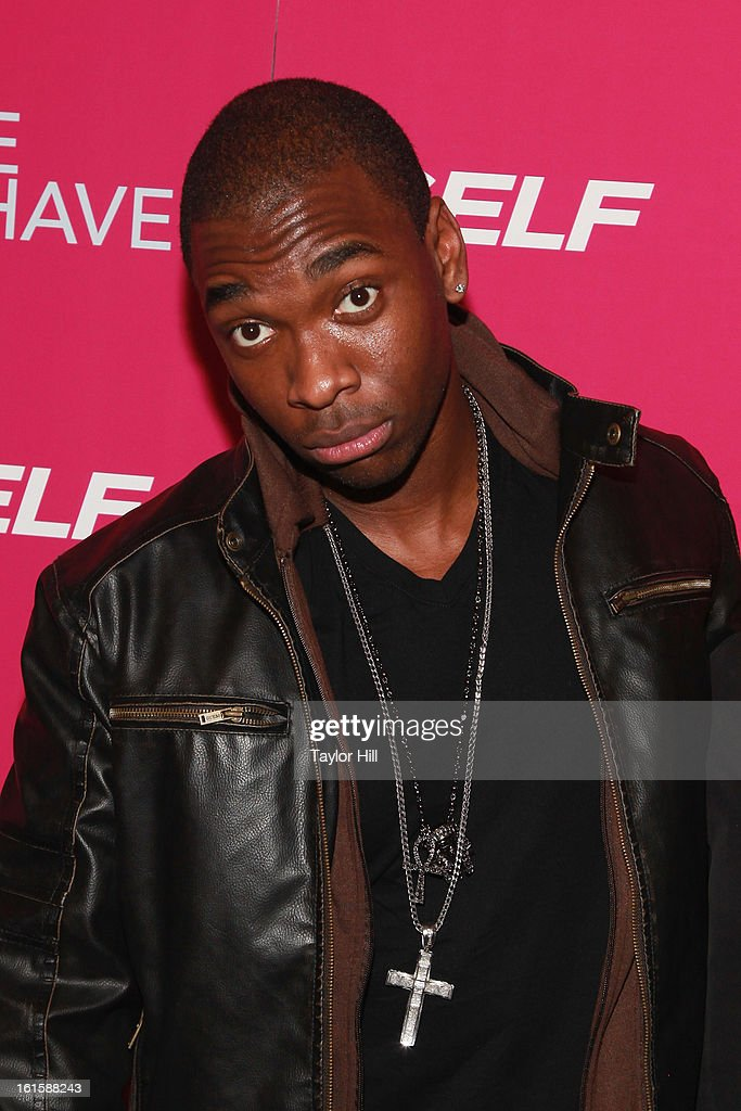 Actor <a gi-track='captionPersonalityLinkClicked' href=/galleries/search?phrase=Jay+Pharoah&family=editorial&specificpeople=7252581 ng-click='$event.stopPropagation()'>Jay Pharoah</a> attends a New York screening of 'Safe Haven' at Landmark Sunshine Cinema on February 11, 2013 in New York City.