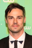 Actor Jay Ryan attends The CW Network's New York 2012 Upfront at New York City Center on May 17 2012 in New York City
